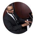 Mikael Darmanie, Pianist